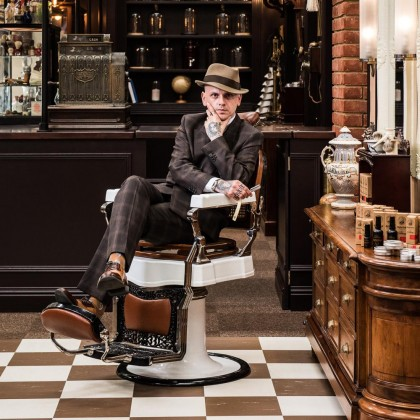 Captain Fawcett Barberism Pre-Shave Oil For Sid Sottung Signature Series 50ml