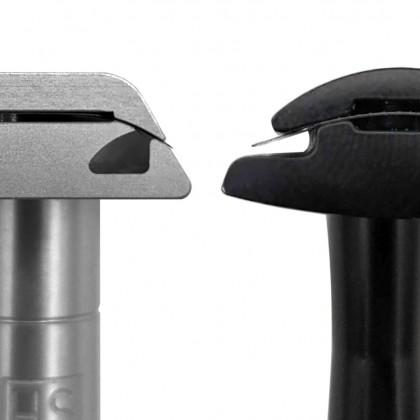 Henson Shaving (Mild / Medium) AL13 Safety Razor From Canada FREE 100pc Razor Blade