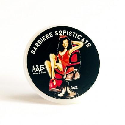 Ariana & Evans Barbiere Sofisticato Shaving Soap 4oz Made in USA