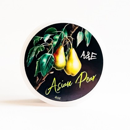 Ariana & Evans Asian Pear Shaving Soap 4oz Made in USA